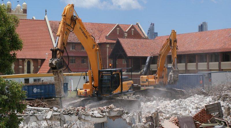 Jak je to s demolicí v Austrálii? Pojďte se podívat na zajímavosti