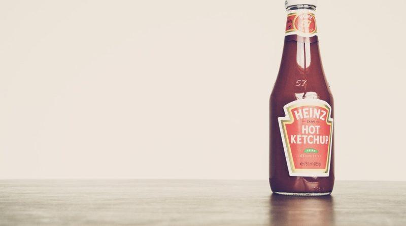 Kečup pomůže vyřešit potíže v domácnosti