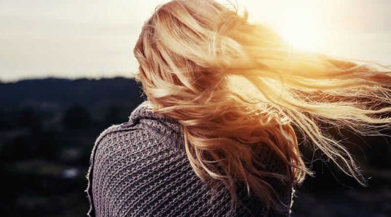 Vlasy v létě